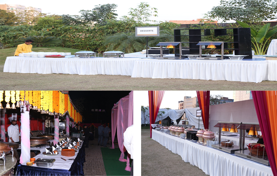 The Catering is daily business especially for hospitality professionals. The hospitality industry includes restaurants hotels pubs and bars which provide ... & A-One Tent House (Caterers u0026 Theme Decoratoion) - Tent House ...