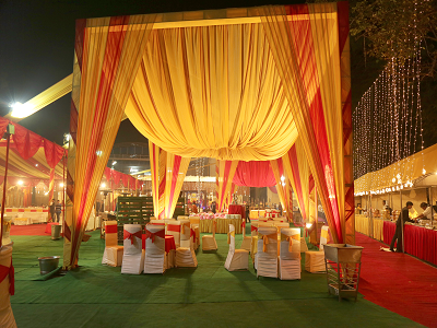 Tent Decoration & A-One Tent House (Caterers u0026 Theme Decoration) - Tent House ...