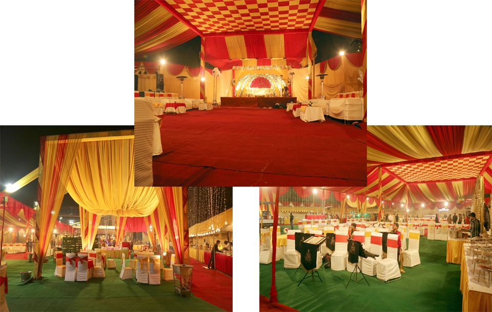 A Tent House is a shelter which is made up of fabric sheets and other draped over material which is attached to a frame of poles or with a supporting rope ...  sc 1 st  A-One Tent House (Caterers u0026 Theme Decoratoion) - Tent House ... & A-One Tent House (Caterers u0026 Theme Decoratoion) - Tent House ...